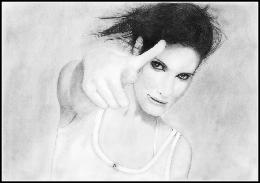 Sandra Bullock by skall
